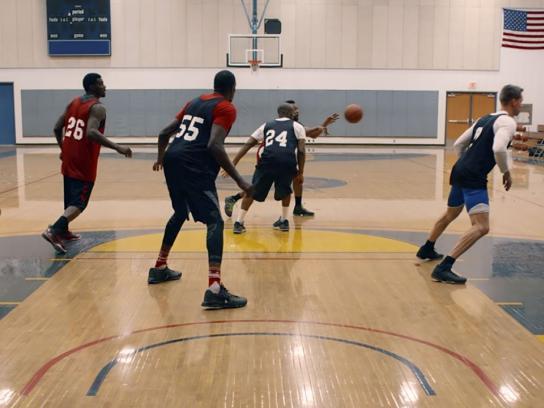 IBM Film Ad - Watson at Work - Basketball