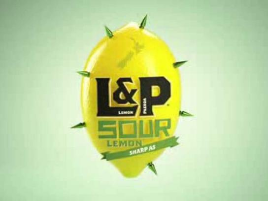 L&P Sour Film Ad -  Wrestler
