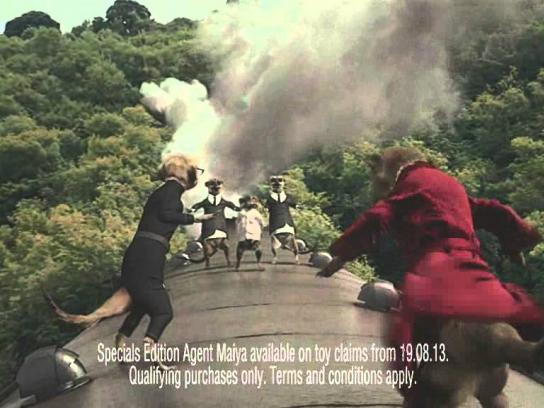comparethemarket.com Film Ad -  Agent Maiya
