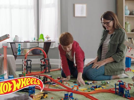 Hot Wheels Film Ad - Challenge Accepted, The Drive