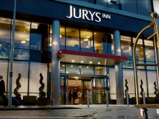 Jurys Inn Film Ad - The Trolley