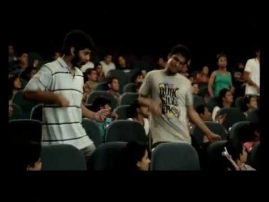 Vladivar Ambient Ad -  Scream Your Way