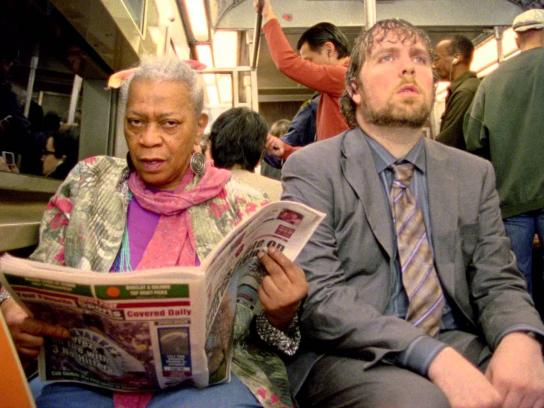 New York Lottery Film Ad -  Commute