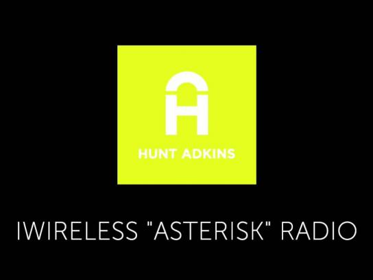 iWireless Audio Ad -  Dumb asterisk