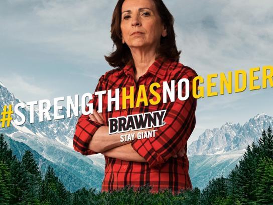 Brawny Film Ad - Dr. Anna Kornbrot