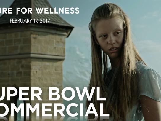 A Cure For Wellness Film Ad - Take The Cure