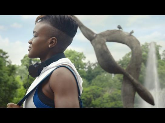 E45 Film Ad - Straight Up Skincare with Nicola Adams