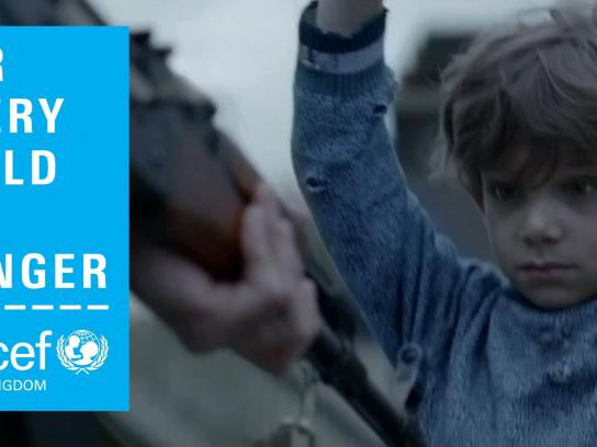 Unicef Film Ad -  These children's lives will never be the same