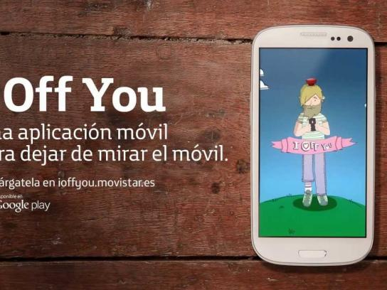 Movistar Digital Ad -  I Off You
