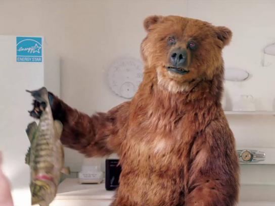 Energy Upgrade California Film Ad - Appliance upgrade
