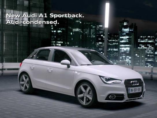 Audi Film Ad -  Millimeter