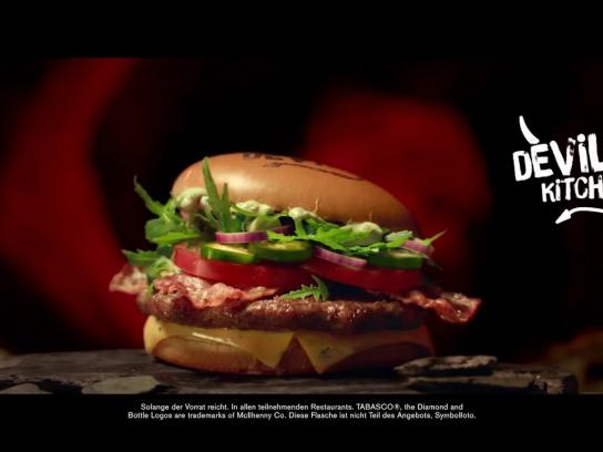 McDonald's Film Ad - Devil's Kitchen