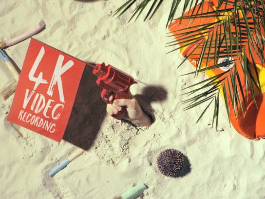 Huawei Digital Ad - Make it #Handible 4K recording - Island
