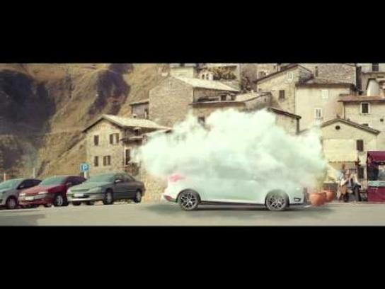 Ford Film Ad -  Cloud