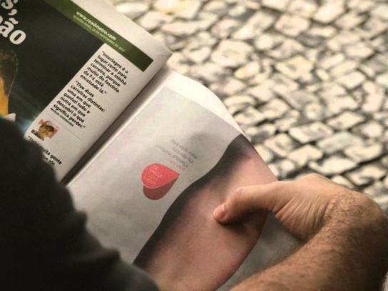 Hemorio Ambient Ad -  Tiny Hole