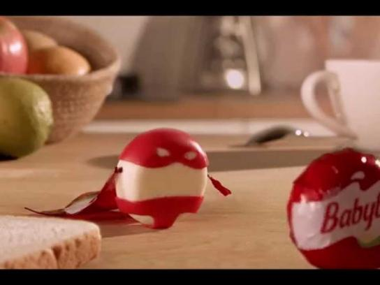 Babybel Film Ad -  Super Cheese