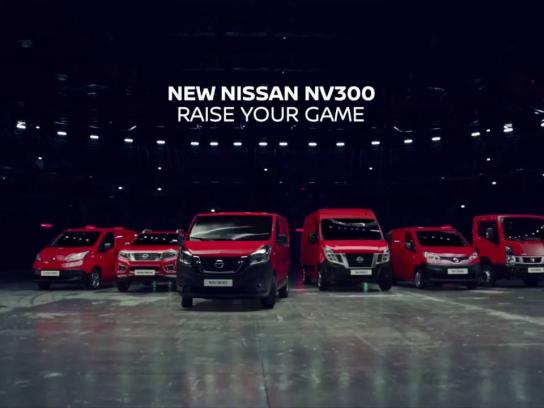 Nissan Film Ad - Raise your game