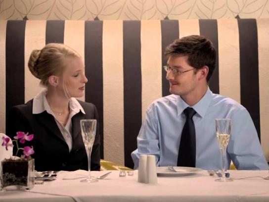 wonga.com Film Ad -  Engagement ring