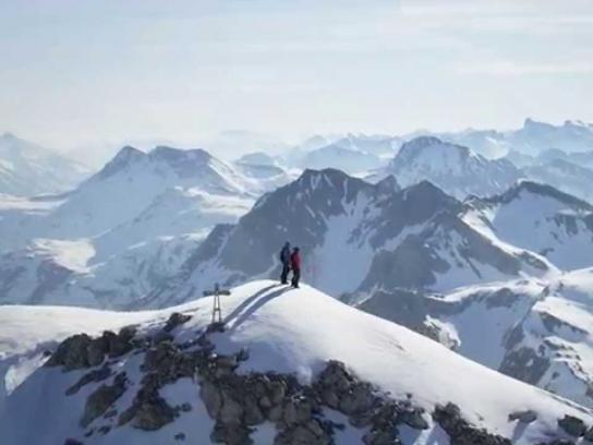 iStock Film Ad -  Epic mountain footage