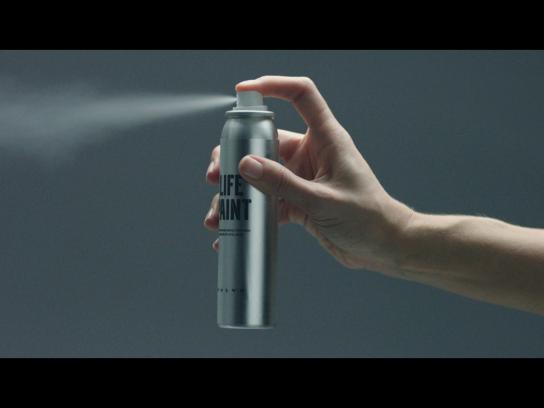 Volvo Direct Ad -  LifePaint