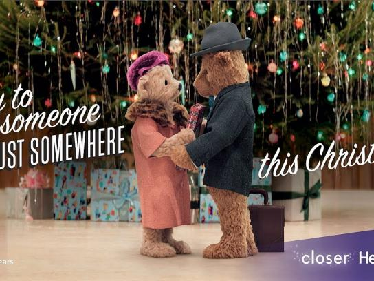 Heathrow Airport Film Ad - Heathrow Bears