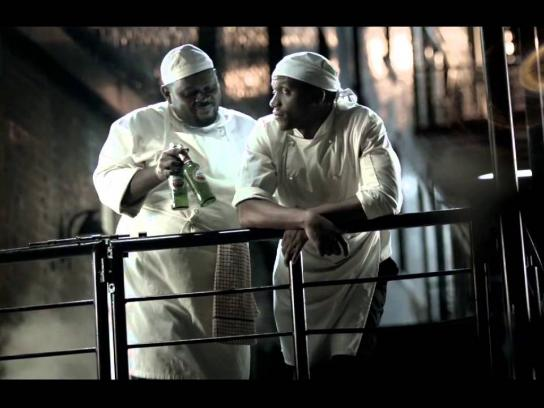 Amstel Film Ad -  The Chef