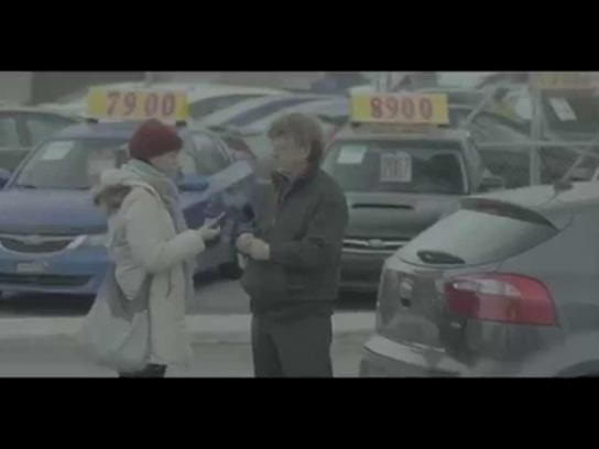 La grande guignolée des médias Film Ad -  The face of poverty is changing