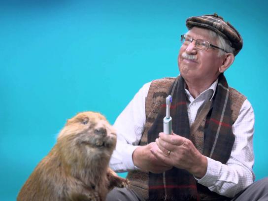 Batteriåtervinningen Film Ad -  The beaver man