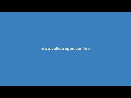 Volkswagen Ambient Ad -  Newspaper app