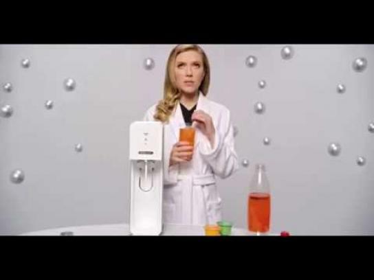 SodaStream Film Ad -  Sorry, Coke and Pepsi