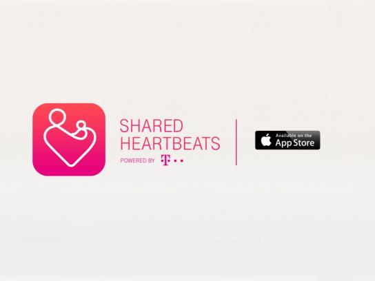 Hungarian Telekom Digital Ad - Shared Heartbeats