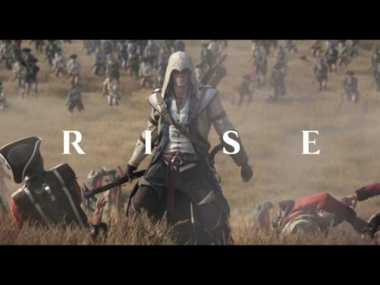 Assassin's Creed Film Ad -  Rise