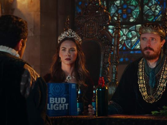 Bud Light Film Ad - Banquet