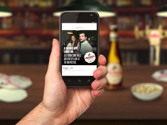Primus Digital Ad -  Bartinder