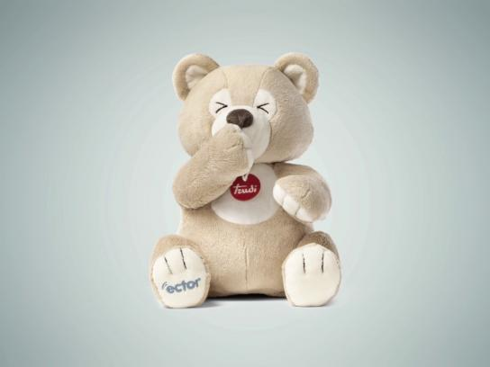 Roche Direct Ad - Ector the Protector Bear
