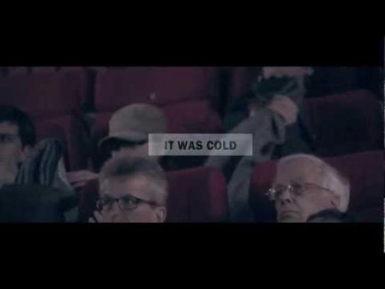 FiftyFifty Ambient Ad -  Frozen Cinema
