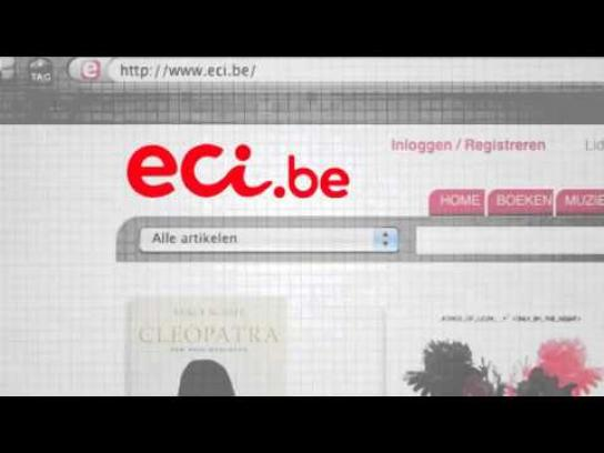 eci.be Digital Ad -  The Gift Shaker