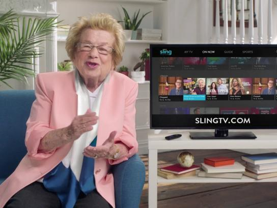 Sling TV Film Ad - Don't Fake It