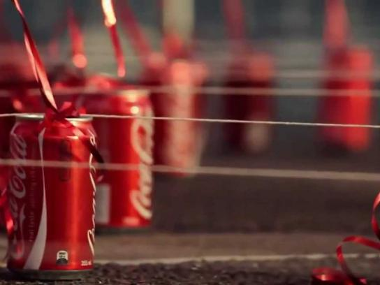 Coca-Cola Film Ad -  Valentine's Day, Love is in the air