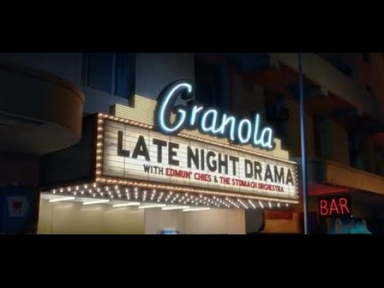 Granola Film Ad -  Late night drama