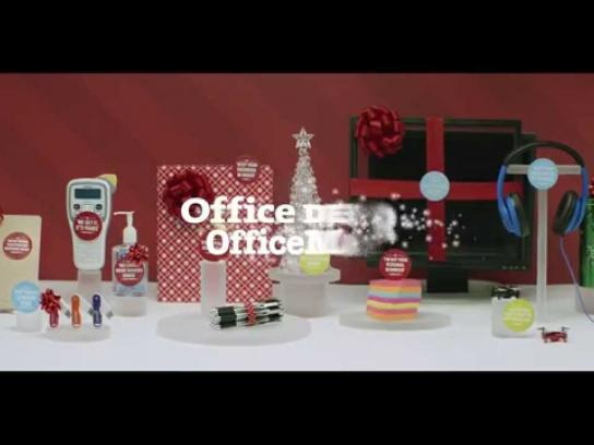 Office Depot Digital Ad -  The co-worker collection - Pen thief