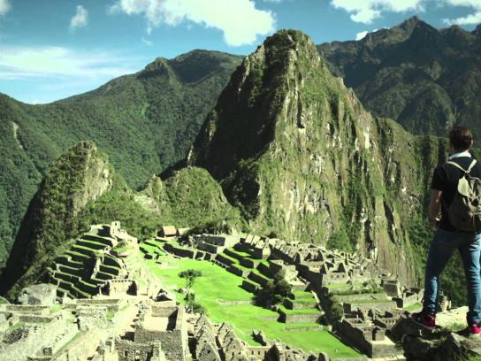 Peru Export and Tourism Promotion Board Film Ad -  Discover the you  you never knew