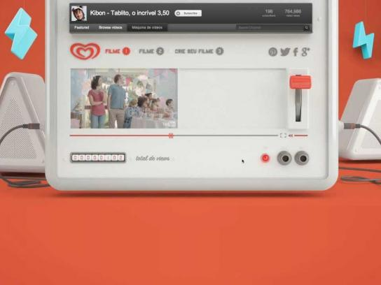 Kibon Digital Ad -  The Incredible 3,50