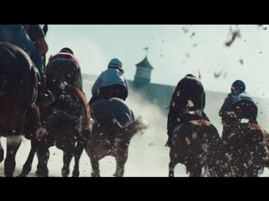 Ontario Racing Film Ad - Your horse