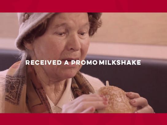 KFC Ambient Ad - Grandparents Menu
