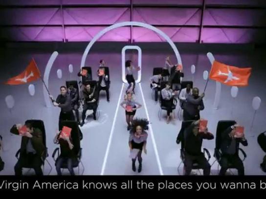 Virgin Film Ad -  Safety Video #VXsafetydance