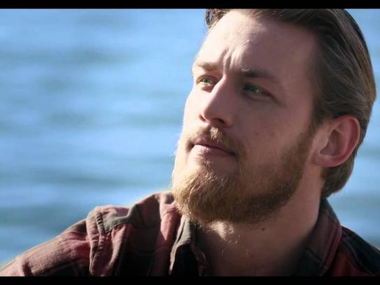 Urban Beard Film Ad -  Lumbersexual