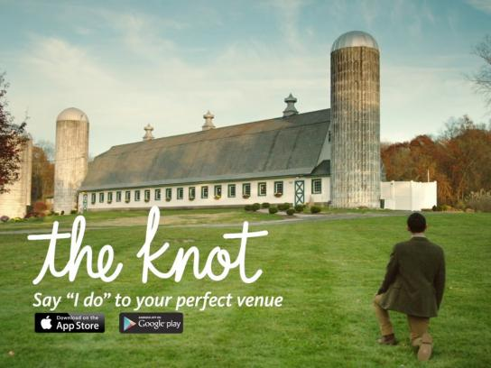 The Knot Film Ad - Groom's only wish