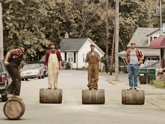 Woodstock Film Ad -  How We Roll