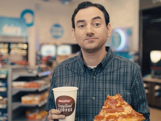 RaceTrac Film Ad - Everyday Dave Wants Whatever